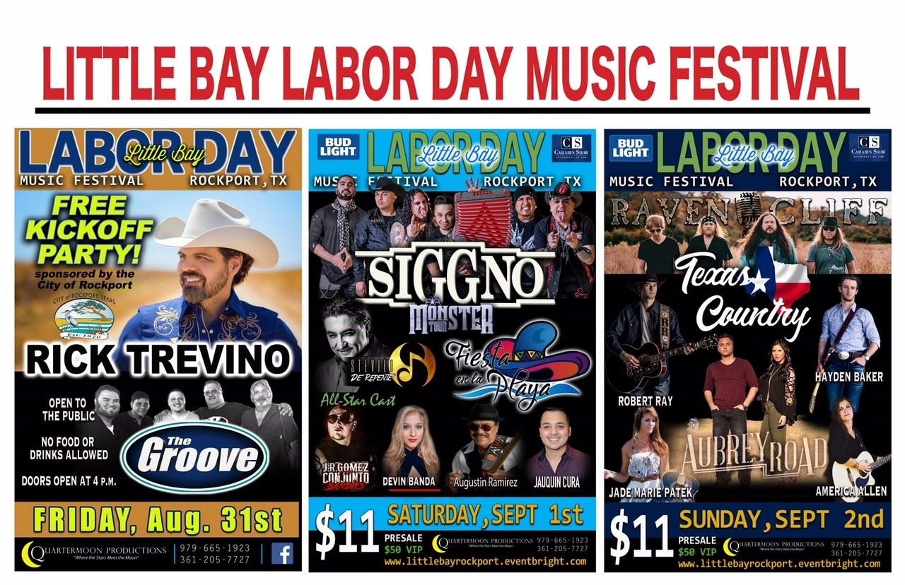 Little Bay Labor Day Concert