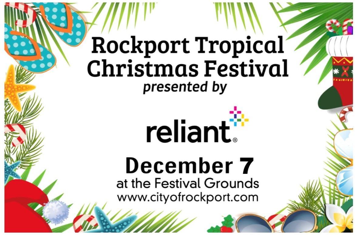 Tropical Christmas.2019 Tropical Christmas Rockport Tx Official Website